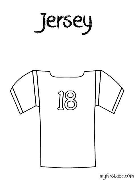 nfl jersey coloring pages football coloring pages nfl wwwazembrace sports jersey