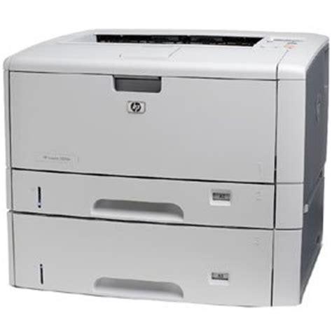 Printer Laser A3 Hp Laserjet 5200 hp laserjet 5200tn printer laserjet 5200tn 35ppm 1200dpi a3 usb par enet 64mb