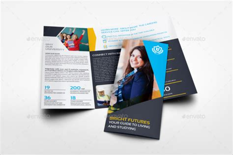 40 college brochure templates free psd pdf word sle