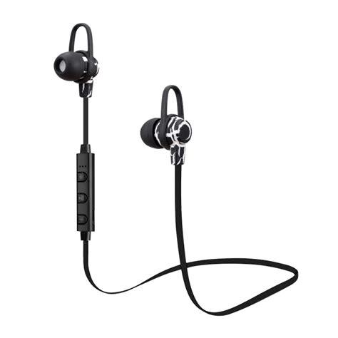 Wireless Headset Bluetooth V4 1 Dengan Mic V8s wireless bluetooth headphone v4 0 sports earphone