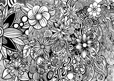 floral pattern deviantart flower pattern 2 by zyari on deviantart
