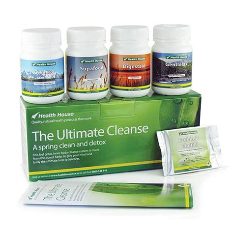 The Ultimate Cleanse Detox by The Ultimate Cleanse Buy Australia Return2health