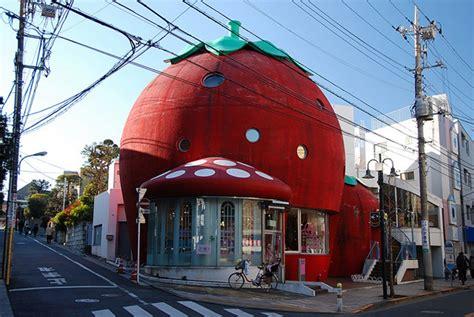 Japanese House Floor Plan sanrio strawberry house icosnap cute travel blog