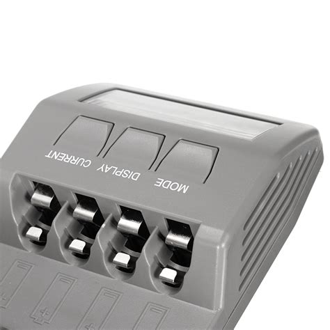 opus bt c700 12v lcd display 4slots aa aaa nimh nicd rechargeable battery charger alex nld