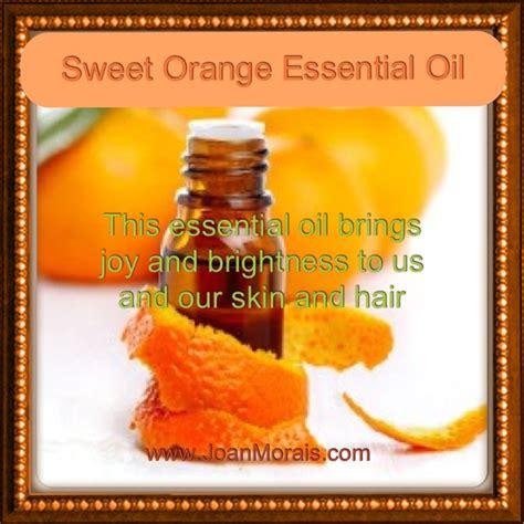 Orange Sweet Essential sweet orange essential diy skin n bodycare