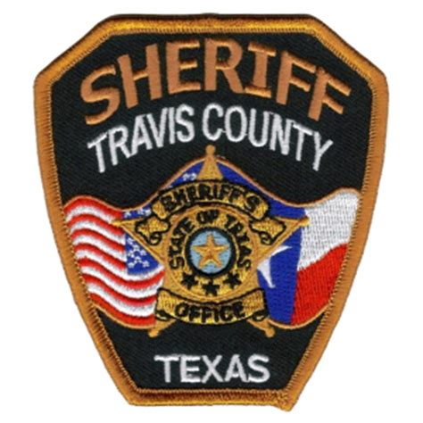 senior deputy hollis travis county