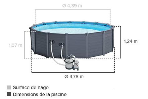 Charmant Echelle De Piscine Intex #5: Dimensions-et-surface-de-nage-de-la-piscine-tubulaire-graphite-intex-28382.jpg