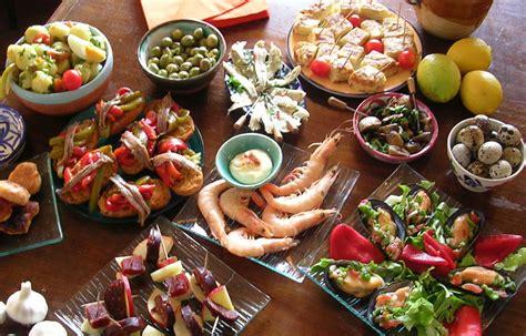 tapas espanholas tour food spain