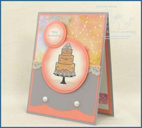 Wedding Anniversary Handmade Cards - handmade wedding anniversary card happy
