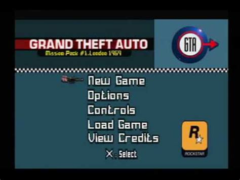 grand theft auto: london 1969 introduction youtube