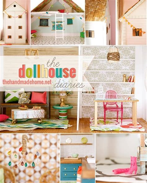 how to make a doll bedroom how to make a dollhouse bedroom the handmade home