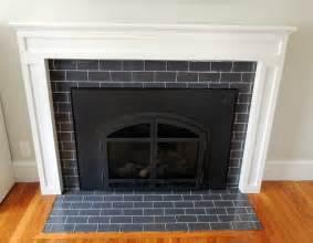 Backsplash Idea For Dark shop for loft ash gray polished 3x6 glass tile at tilebar com