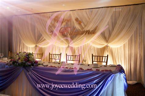 photo backdrop design ideas wedding reception decoration joyce wedding services