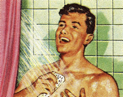 In The Shower what s up with that your best thinking seems to happen in