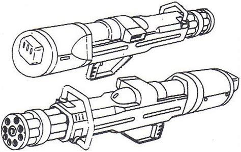 doodle bazooka bazooka gun drawing