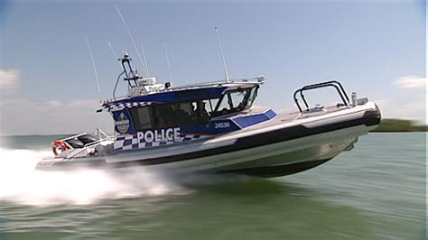 pictures of police boats nt police boats abc news australian broadcasting