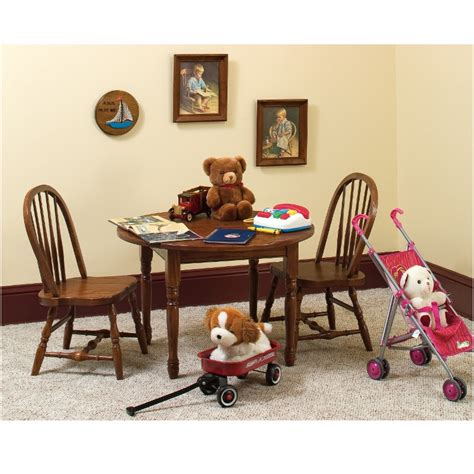 amish childrens table and chairs amish made child table chair set lancaster county pa