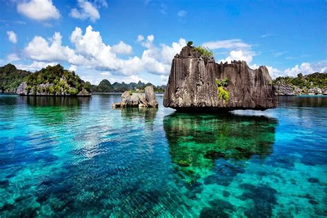 The Beauty Landscape of Indonesia