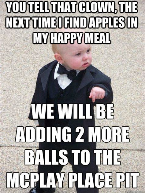 Godfather Baby Meme - 18 funniest quot baby godfather quot memes on the internet socawlege