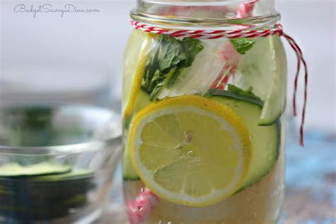 Does Detox Water Help Clear Skin by Clear Skin Detox Water Recipe Budget Savvy