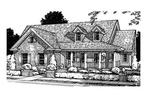 Garagen Design 1690 by Farmhouse Style House Plan 4 Beds 2 00 Baths 1690 Sq Ft