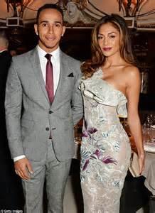 Scherzinger In Hawaii With New Boyfriend by Lewis Hamilton Reveals I M Single At Australian F1 Grand