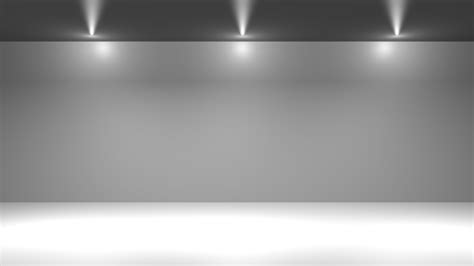 Light And Bright White Sf T1310 1 layered stage spotlights background grey to silver