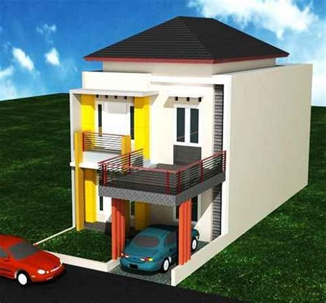 Sk Ii Yang Kecil gambar rumah kecil minimalis 2 tingkat yang menarik