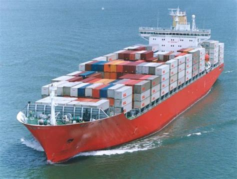 boat shipping line shipping boxes to overseas