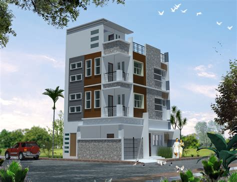 good home design shows 3 story house plans with roof deck