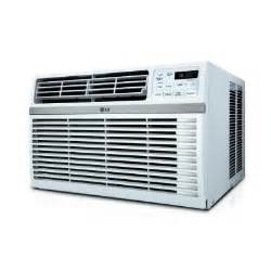 home depot air conditioner window lg electronics 10 000 btu window air conditioner with
