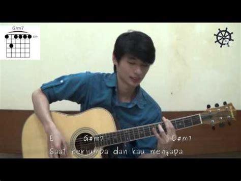 belajar kunci gitar akustic all of me akustik gitar belajar lagu orang ke 3 hivi