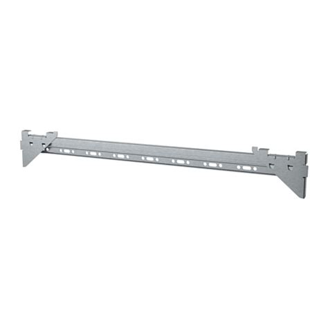 eket rail de suspension ikea