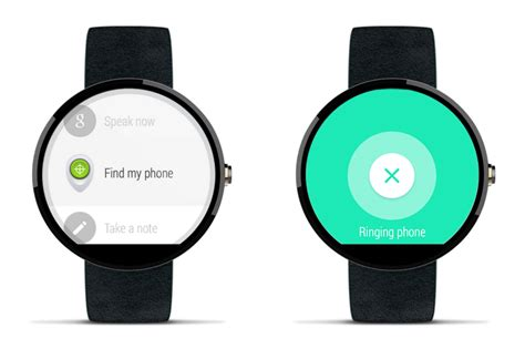 android wear brings android device manager support to android wear droid