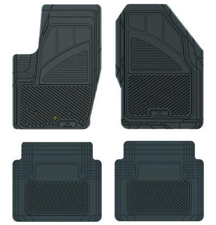 Tapis D Auto Mustang by Ensemble De 4 Tapis Pants Saver Custom Fit Pour Ford Noir