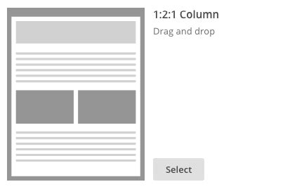 mailchimp create template from caign tutorial come creare un template su mailchimp chezuppa
