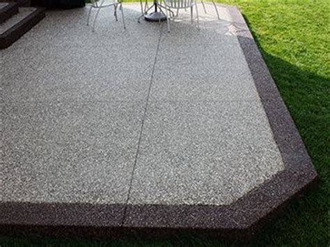 Exposed Aggregate Patio Stones by 26 Best Images About Patios On Patios
