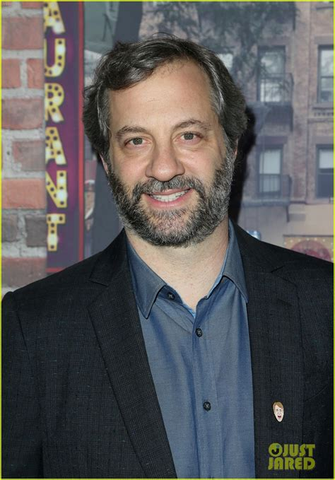 judd apatow series judd apatow brings daugther iris to premiere of his new