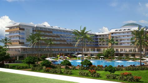 hotel lonicera world resort spa alanya