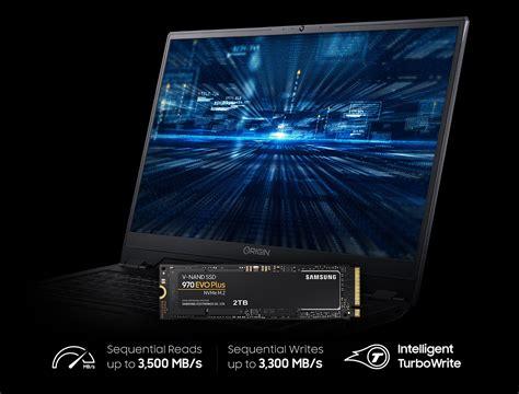 samsung 970 plus pro and 970 evo ssd origin pc