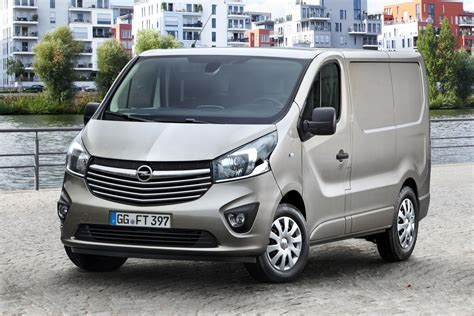 opel vivaro 2015 opel vivaro gm authority