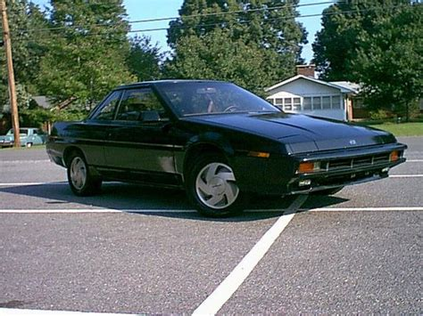 subaru xt 1989 1989xt6 1989 subaru xt specs photos modification info at