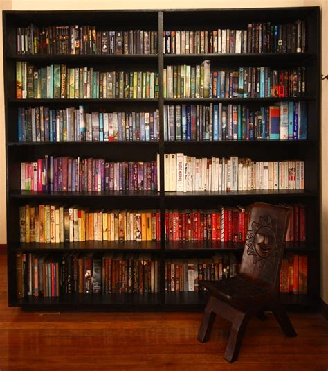 picture of bookshelf with books bookshelf chachic s book nook