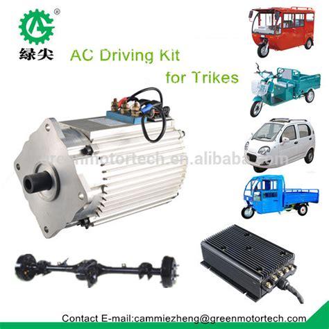 3 phase induction motor regenerative braking electric rickshaw ac induction motor with regenerative braking controller 48v 60v dc 3kw