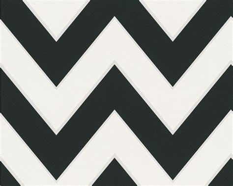 carta parato geometrica bianca e nera righe moderne per