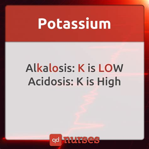 Nclex Meme - potassium qd nurses