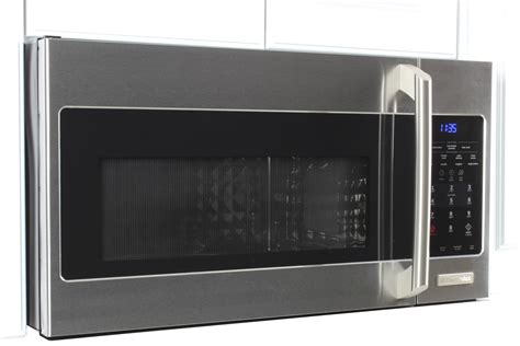 electrolux ei30sm35qs the range microwave review