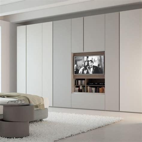 armadio con vano tv roomy armadi con vano tv by caccaro