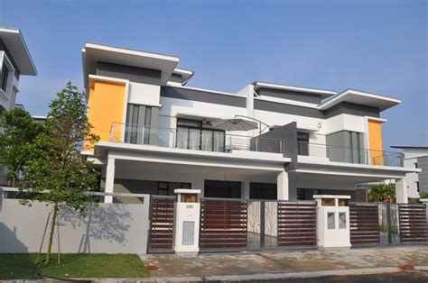home design johor bahru new semi detached house for sale at precinct 12 johor bahru