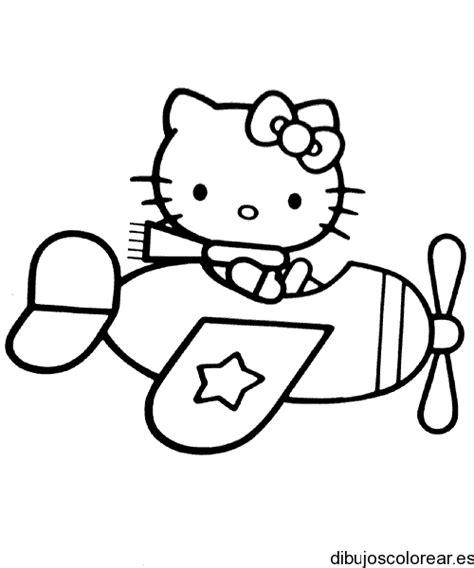 imagenes de hello kitty y piolin dibujo de hello kitty en avi 243 n